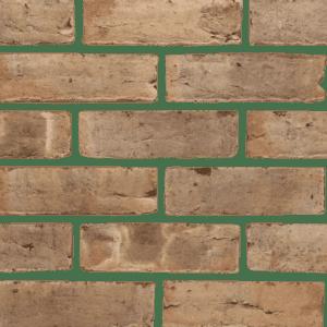 Birtley Olde English Buff brick texture