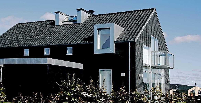 Schwarzer Klinker mcpn016 bricks brick panels brick slips glazed bricks precast