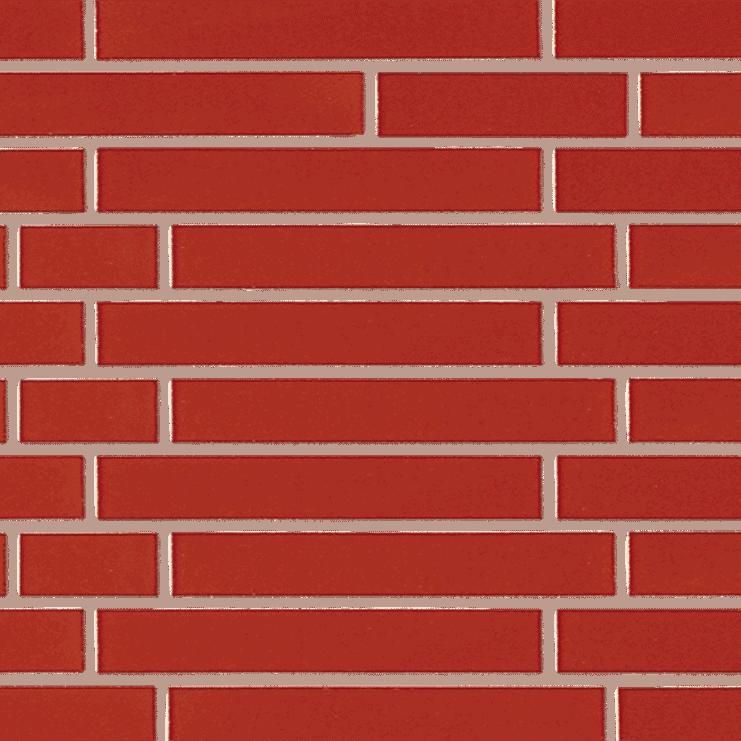 330 Signalrot brick texture