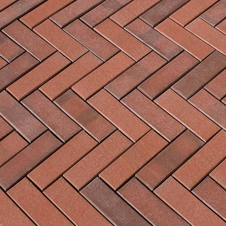 MCPA404 red bricks close up