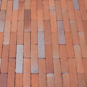 MCPA405 red bricks close up