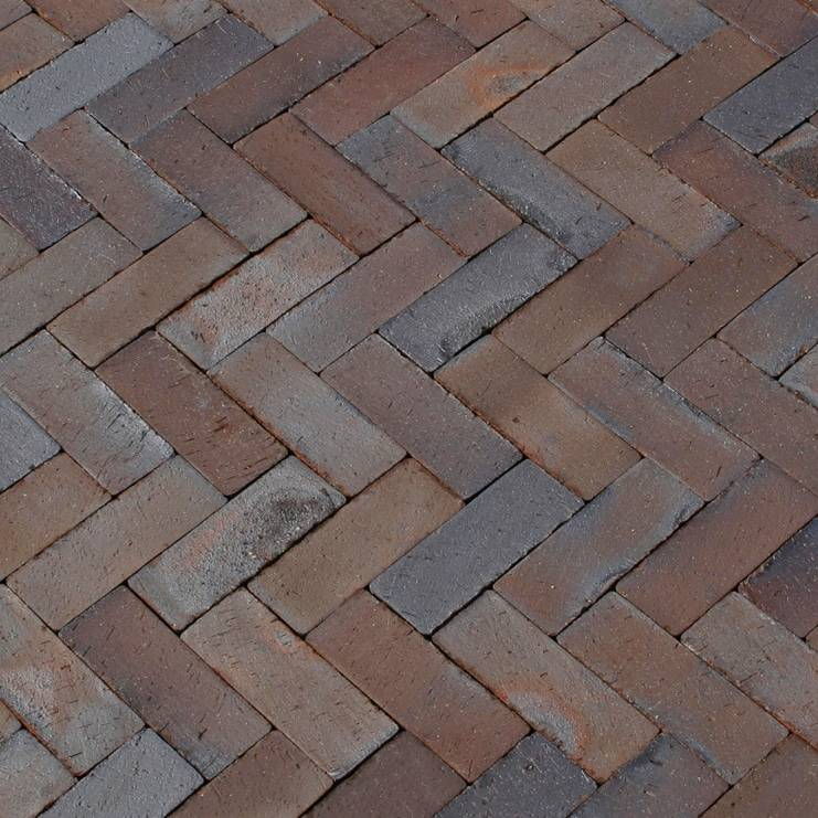 MCPA406 dark bricks close up