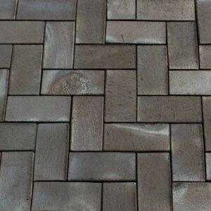 MCPA407 dark bricks close up